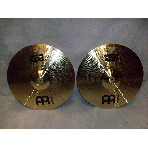 Meinl 13in HCS Hi Hat Pair Cymbal-thumbnail