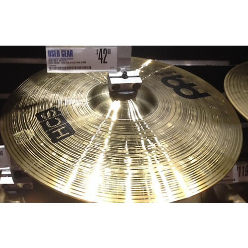 Meinl 13in HCS Hi Hat Pair Cymbal-thumbnail