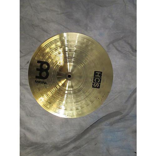 Meinl 13in HCS Hi Hat Top Cymbal-thumbnail