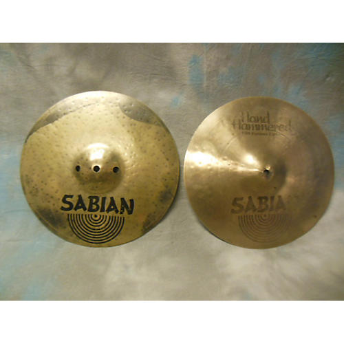 Sabian 13in HH Fusion Hi Hat Pair Cymbal  31