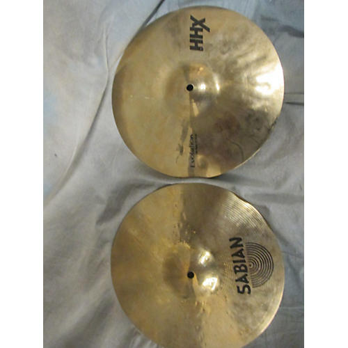 Sabian 13in HHX EVOLUTION HIHATS Cymbal