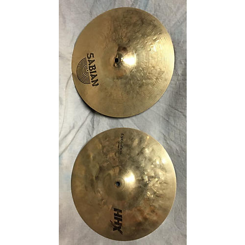 Sabian 13in HHX Evolution Hi Hat Pair Cymbal