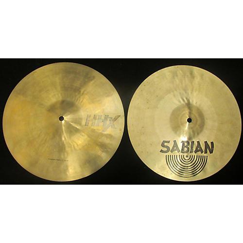 Sabian 13in HHX Groove Hi Hat Pair Cymbal