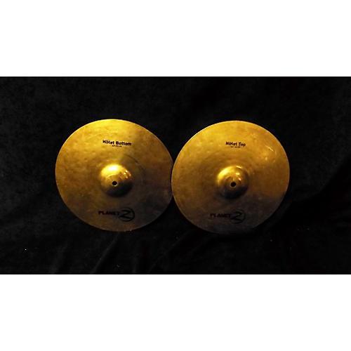 Planet Z 13in HI HAT Cymbal  31