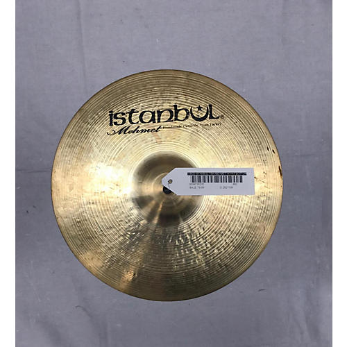 Istanbul Mehmet 13in Hi-Hat Bottom Cymbal