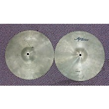 Agazarian 13in Hi Hat Cymbal