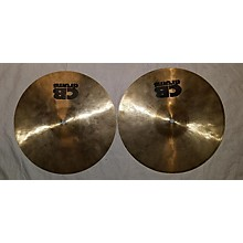CB Percussion 13in Hi Hat Pair Cymbal