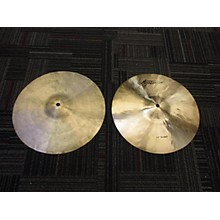 Agazarian 13in Hi Hat Pair Cymbal
