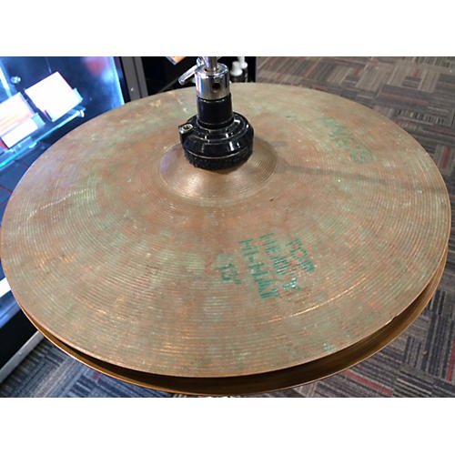 Miscellaneous 13in Hi Hats Cymbal
