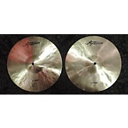 Agazarian 13in Hi Hats Cymbal