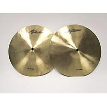 Agazarian 13in HiHat Pair Cymbal