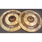 Turkish 13in ISTANBUL SULTAN Cymbal