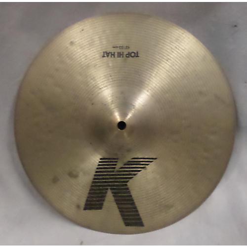 Zildjian 13in K 13inch Top Hi Hat Cymbal-thumbnail