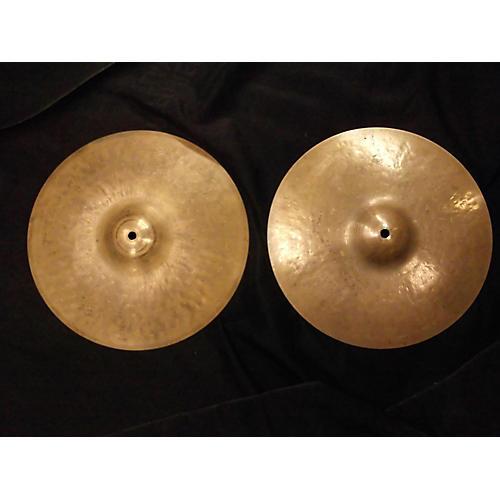 Zildjian 13in K Custom Dark Hi Hat Pair Cymbal