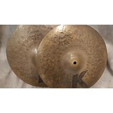 Zildjian 13in K Custom Special Dry Hi-hat Pair Cymbal