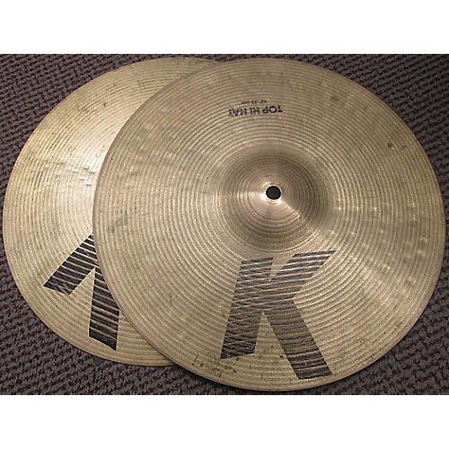 Zildjian 13in K Hi Hat Pair Cymbal-thumbnail
