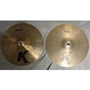 Zildjian 13in K Hi Hat Pair Cymbal
