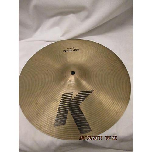 Zildjian 13in K Hi Hat Top Cymbal-thumbnail