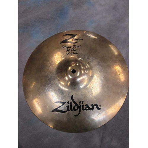 Zildjian 13in K/z Dyno Beat Hi Hat Cymbal-thumbnail