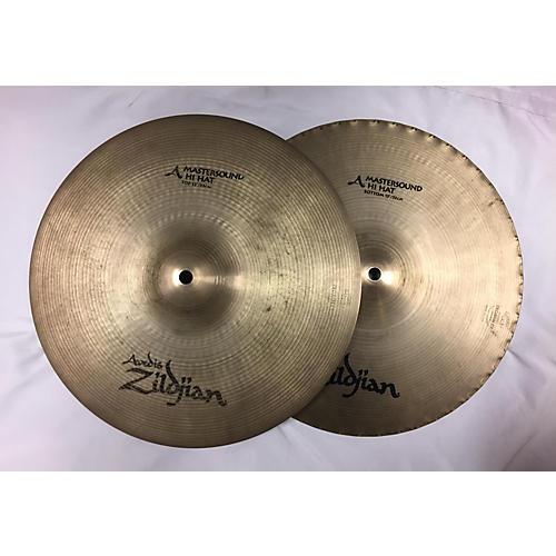Zildjian 13in Mastersound Hi Hat Pair Cymbal-thumbnail