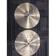Istanbul Agop 13in Mel Lewis Signature Hi Hat Pair Cymbal