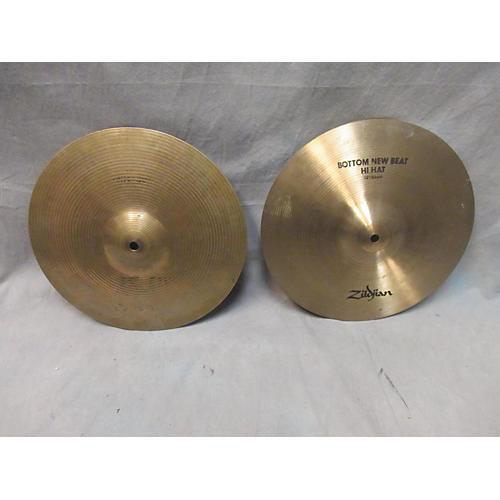 Zildjian 13in Mismatch Hi Hats Cymbal  31