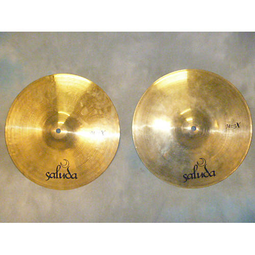 Saluda 13in MistX Cymbal-thumbnail