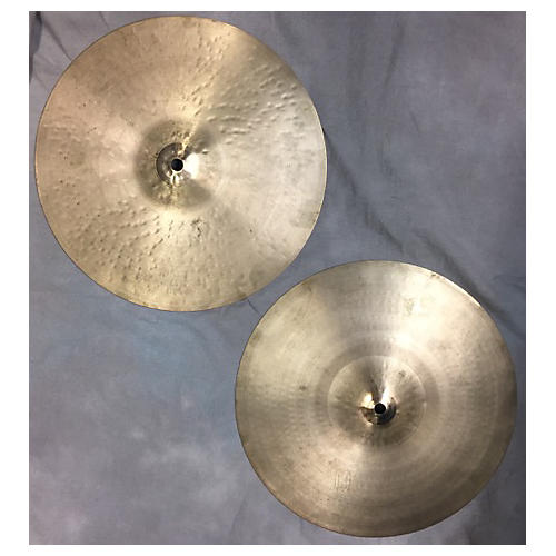Sabian 13in Neil Peart Signature Paragon Hi Hat Pair Cymbal  31