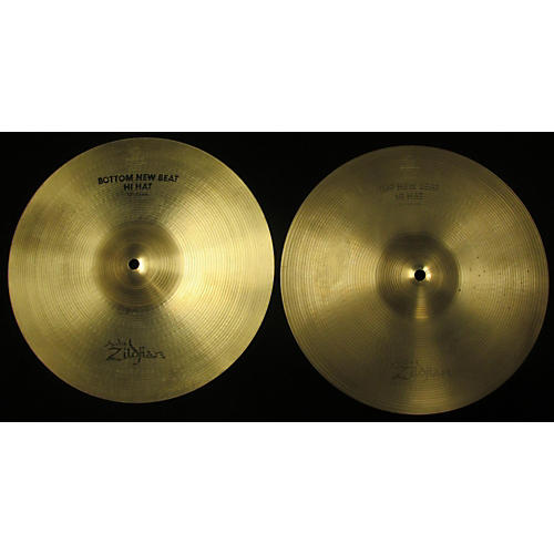 Zildjian 13in New Beat Hi Hat Pair Cymbal
