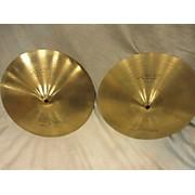 Zildjian 13in New Beat Hi Hat Pair Cymbal