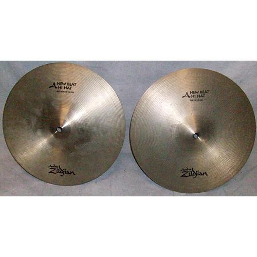 Zildjian 13in New Beat Hi Hat Pair Cymbal-thumbnail