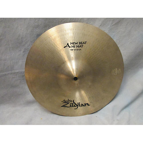Zildjian 13in New Beat Hi Hat Top Cymbal