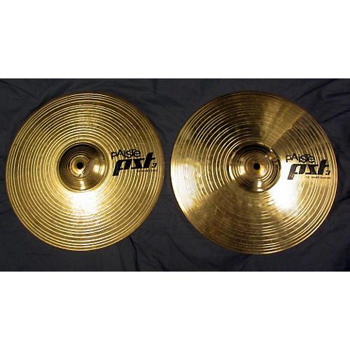Paiste 13in PST3 Hi Hat Pair Cymbal-thumbnail