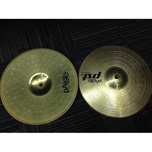 Paiste 13in PST3 Hi Hat Pair Cymbal  31