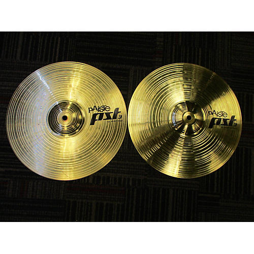 Paiste 13in PST3 Hi Hat Pair Cymbal-thumbnail