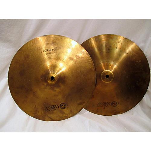Zildjian 13in Planet Z Hi Hat Pair Cymbal-thumbnail