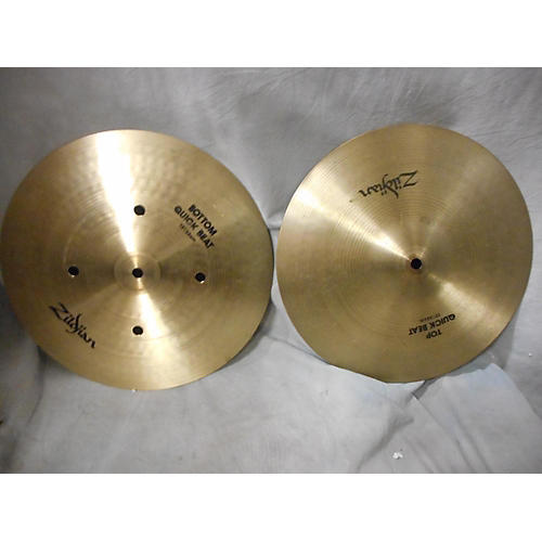 Zildjian 13in Quick Beat Hi Hat Pair Cymbal-thumbnail