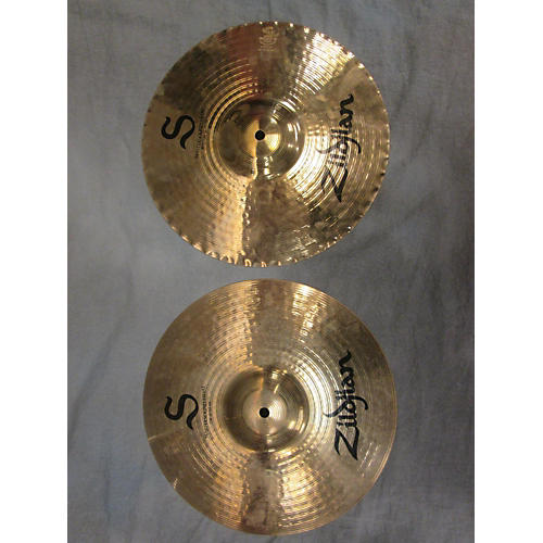 Zildjian 13in S Series Mastersound Hihat Pair Cymbal-thumbnail