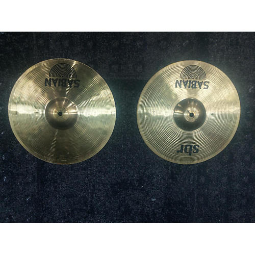 Sabian 13in SBR Hi Hat Pair Cymbal