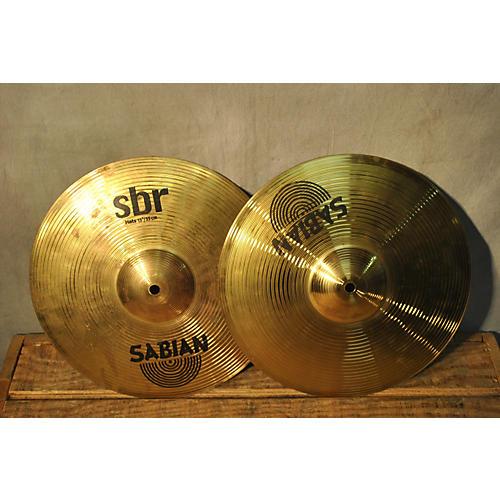 Sabian 13in SBR Hi Hat Pair Cymbal-thumbnail