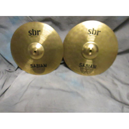 Sabian 13in SBR Hi Hat Pair Cymbal-thumbnail
