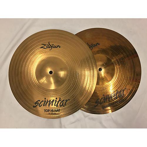 Zildjian 13in Scimitar Cymbal