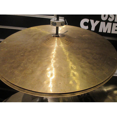 Paiste 13in Signature Traditional Medium Light Hi Hats Cymbal