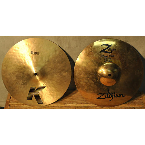 Zildjian 13in Special K Z Hi Hat Pair Cymbal