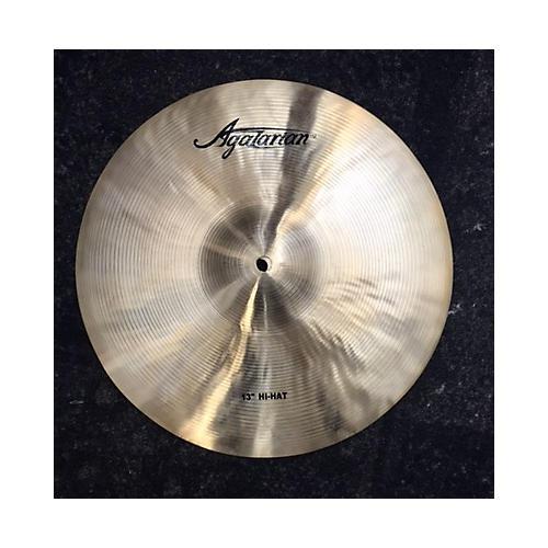 Aquarian 13in Traditional Cymbal