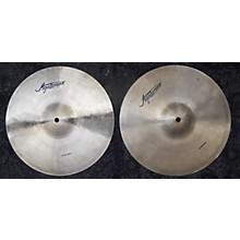 Agazarian 13in Traditional HiHats Cymbal