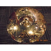 Zildjian 13in Z Custom Dyno Beat Hi Hat Cymbal