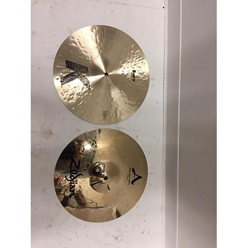 Zildjian 13in Z Custom Dyno Beat Hi Hat Cymbal