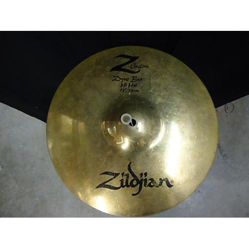 Zildjian 13in Z Custom Hi Hat Bottom Cymbal
