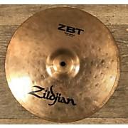 Zildjian 13in ZBT Hi Hat Bottom Cymbal